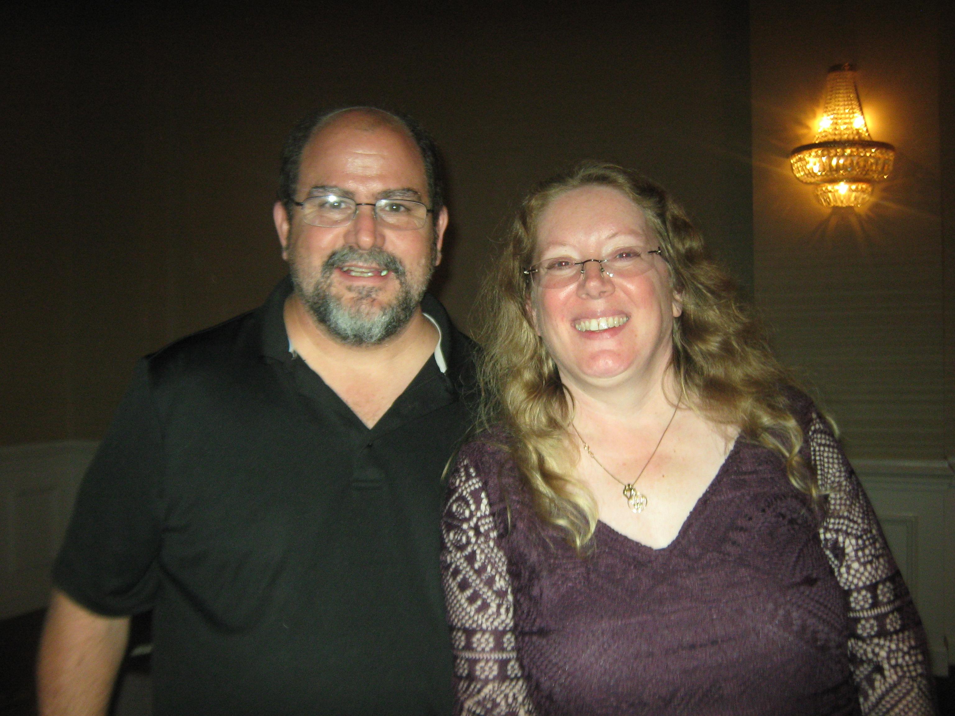 Mark & Sue